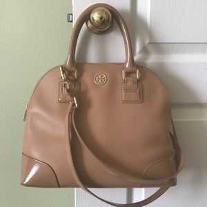 Tory Burch Robinson Dome Bag.